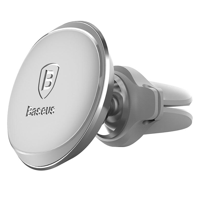 Baseus Air Cable Clip серебряный