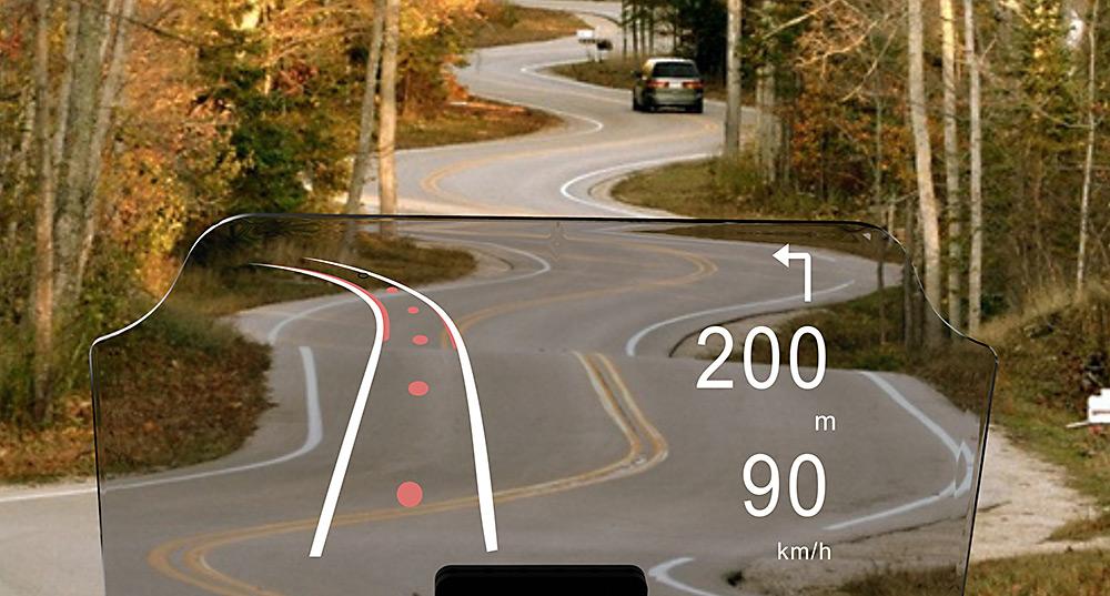 Ehear держатель с зеркалом для HUD проектора изображение 6