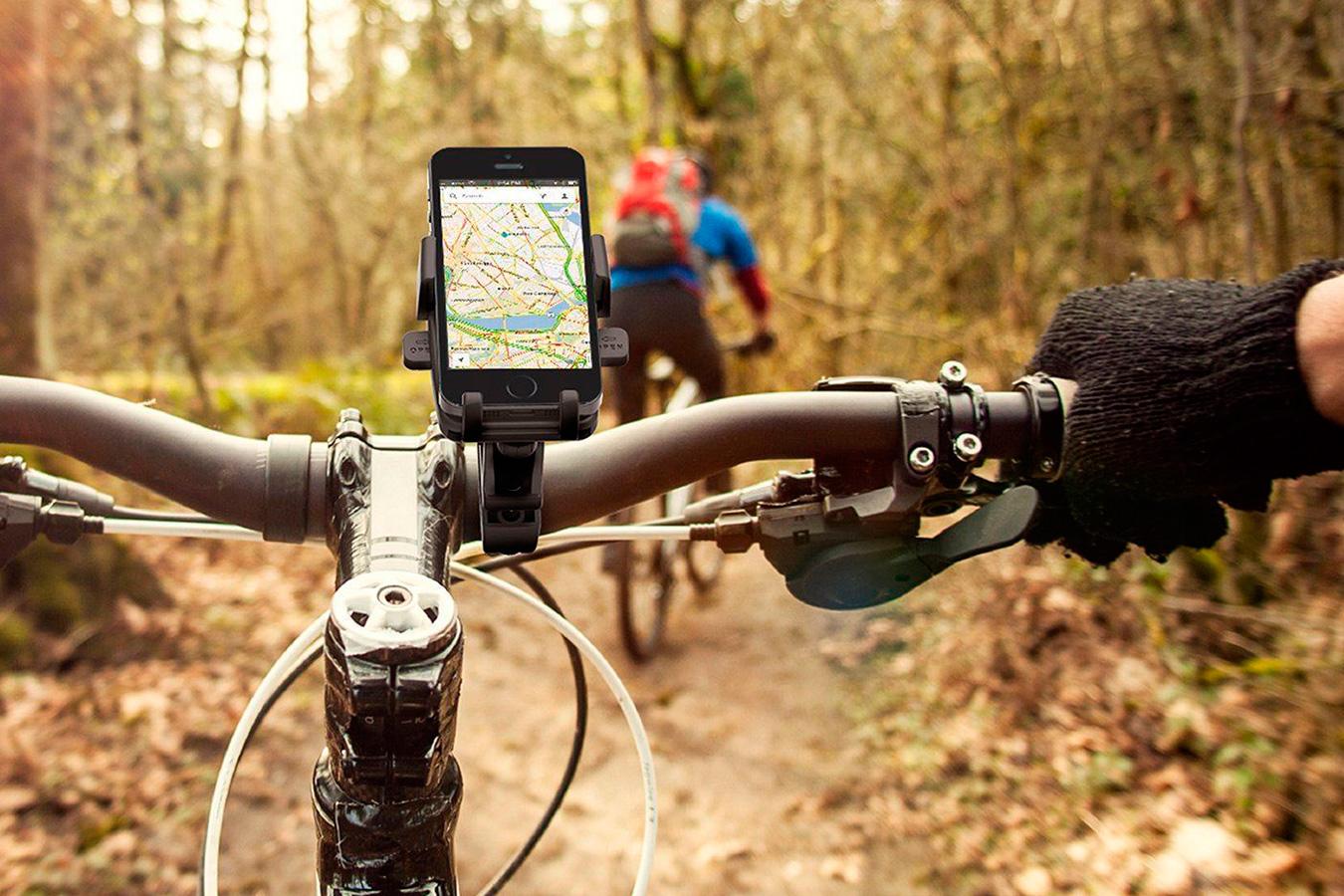 Как сделать держатель телефона для велосипеда своими руками 87